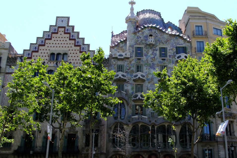 Dag 4 – Een dip, maar toch heerlijk Barcelona.