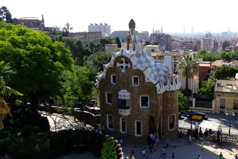 Dag 5 – Barcelona, roltrappen op de weg.
