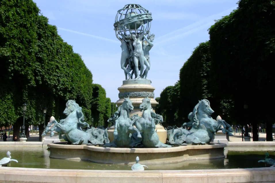 Hyperventilatie in Parijs.