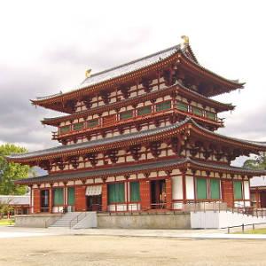 yakushiji-tempel