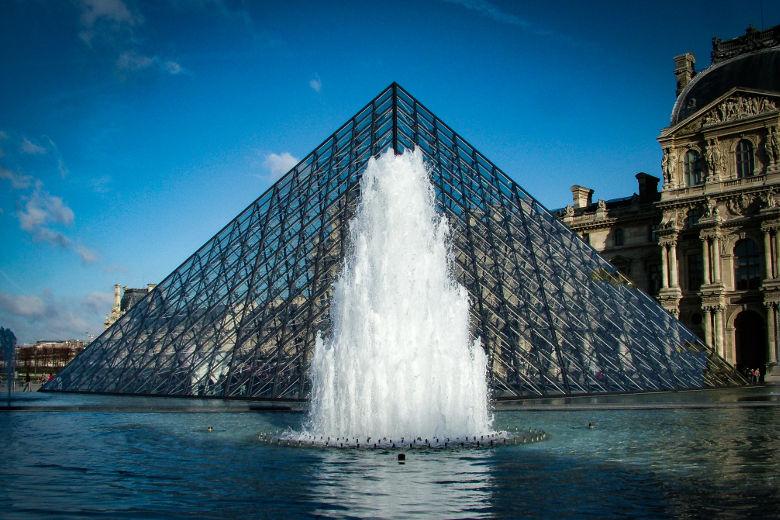 Louvre, één dag in Parijs