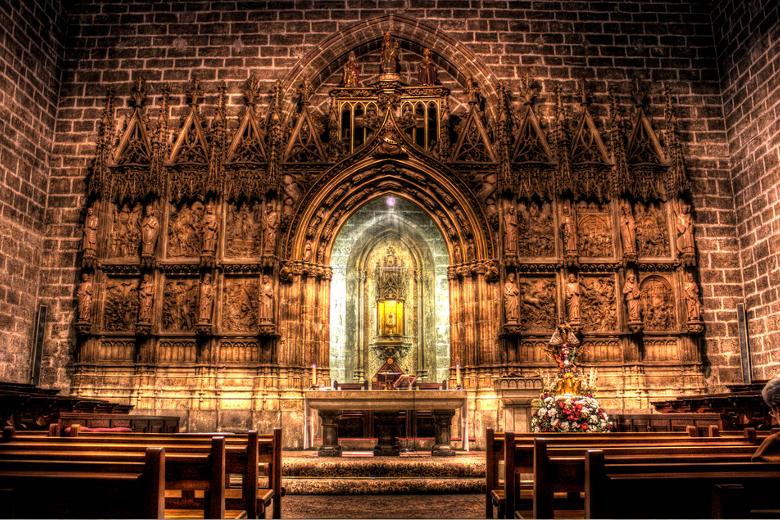 Doen in valencia, de heilige graal bezichtigen